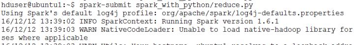 running reduce.py