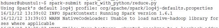 running reduce.py