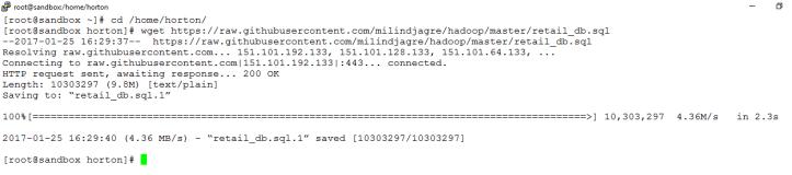 Download SQL File